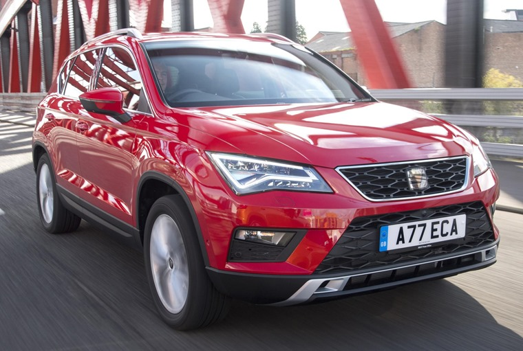 The new Ateca has no doubt helped fuel the record results.