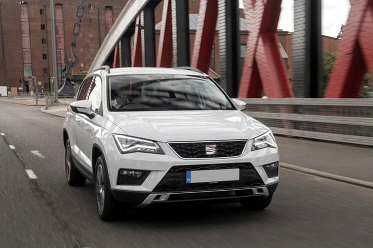 New models like the Ateca, Kodiaq and Karoq helped VW Group increase volume.