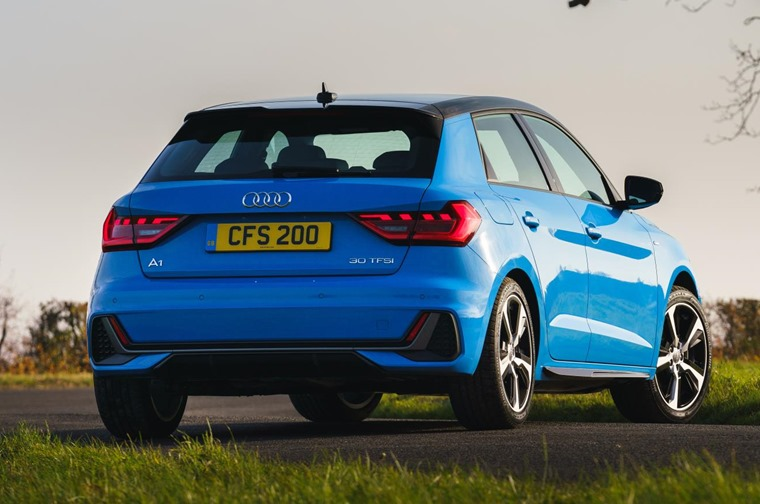 Audi A1 30 TFSI video youtube review