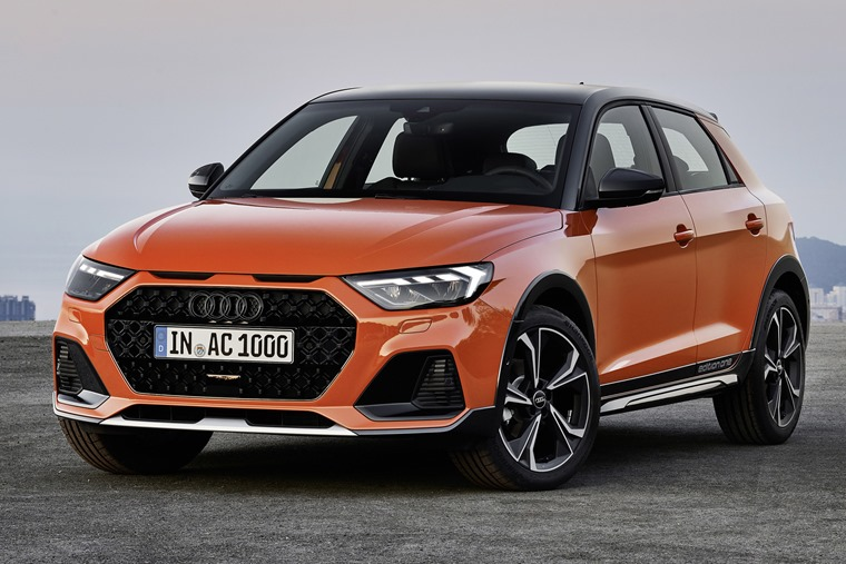 Audi A1 Citycarver Is Brand S Smallest Crossover Leasing Com