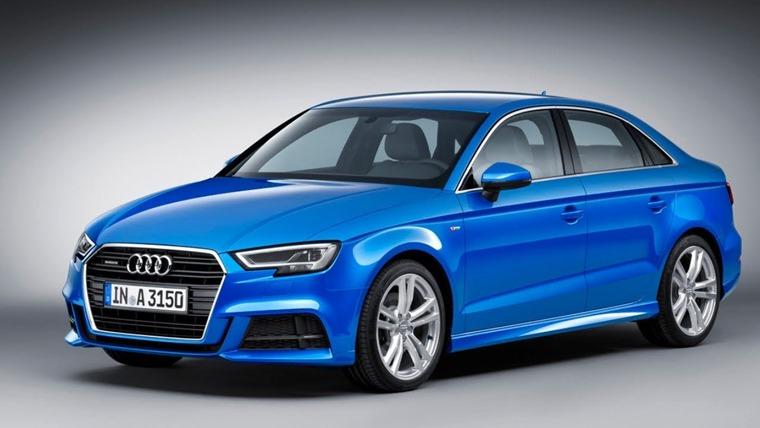 Audi A3 2019