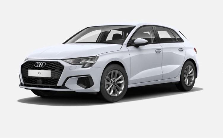 Audi A3 2021 Glacier White metallic 575