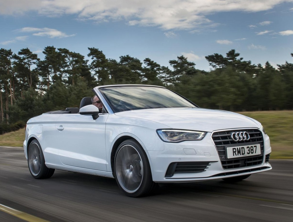 Audi S A3 Cabriolet Is Now Available To Order With The Vw Group Frugal 1 6 Tdi Engine