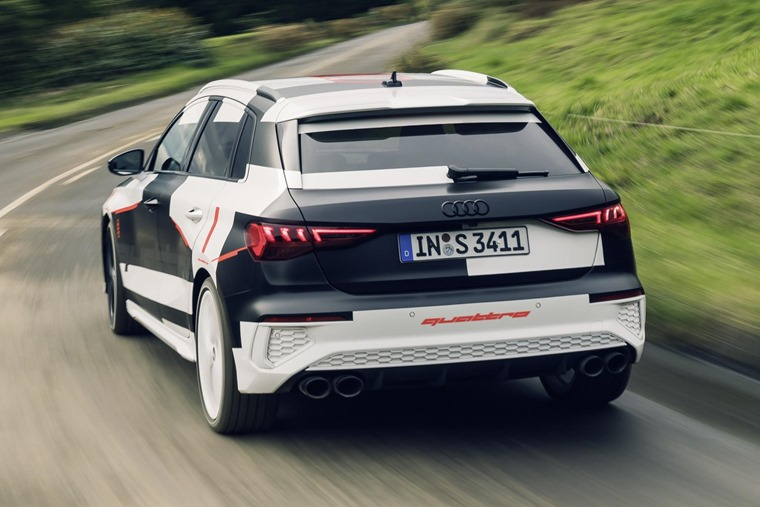 Audi A3 OTR