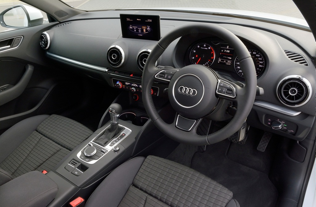 First Drive Review Audi A3 Saloon 2014 Leasingcom