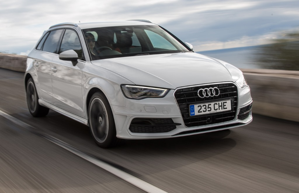 Audi Sets High Sales Target For - Audi uk