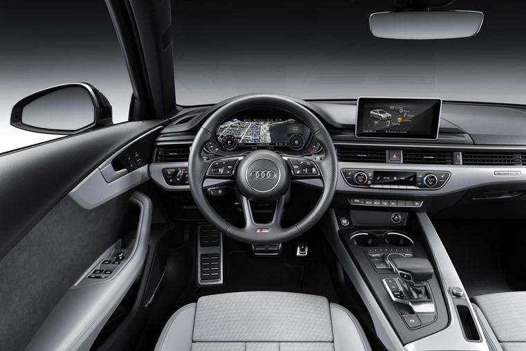 Audi A4 2018 interior