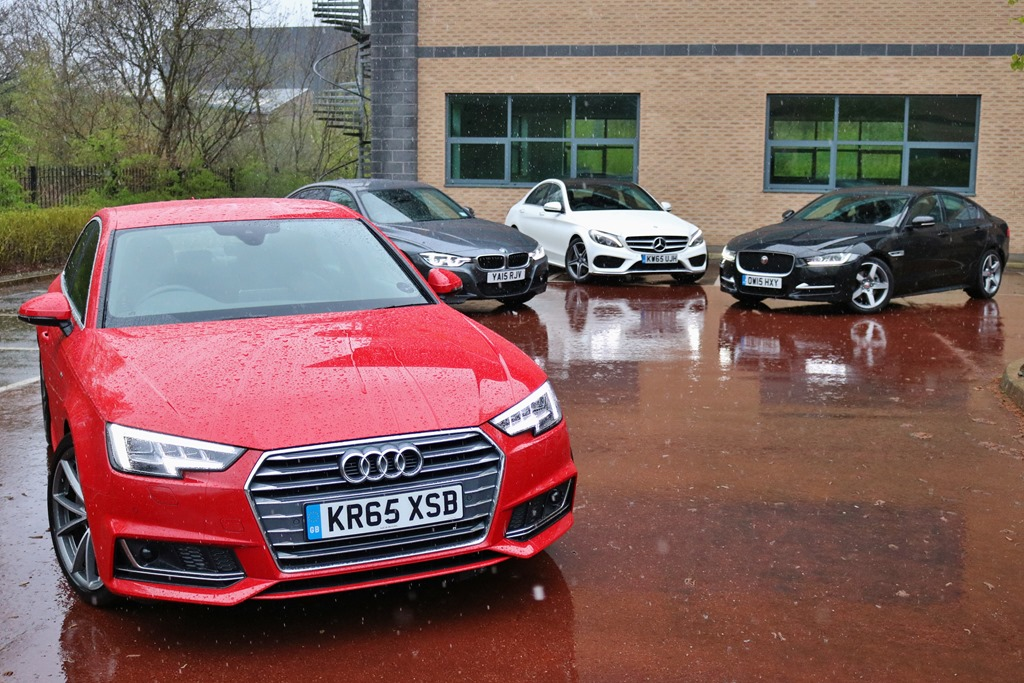 Ultimate Lease Car Cross Test A4 Takes On Xe 3 Series C Class