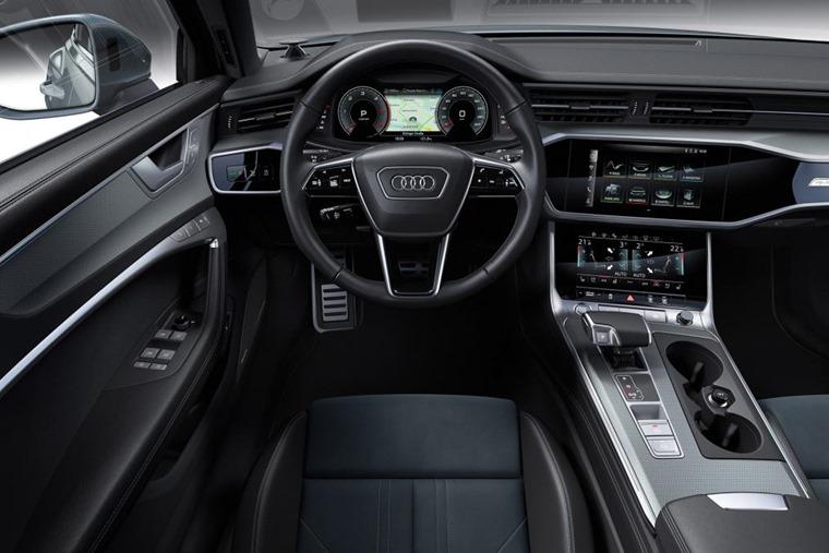 Audi A6 allroad 2019 interior