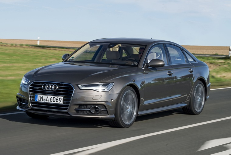 This is the newly improved, revised and thoroughly upgraded Audi A6