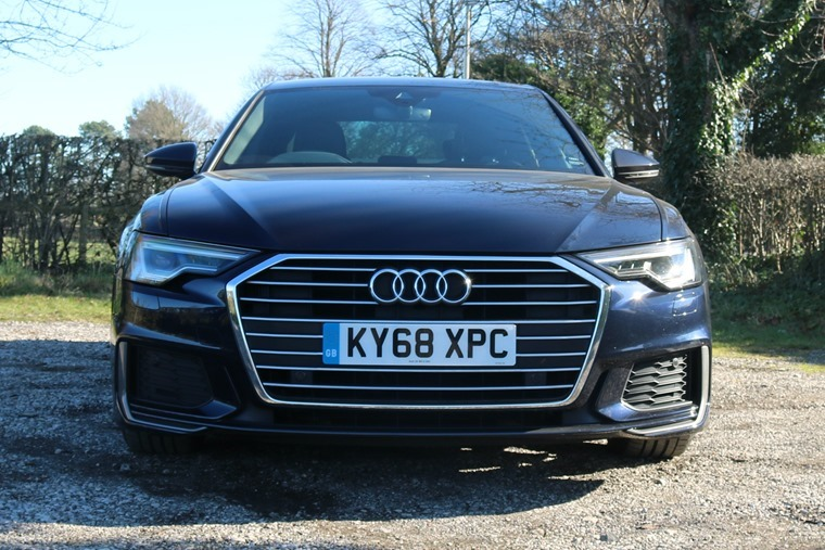 Audi-A6-front-detail9