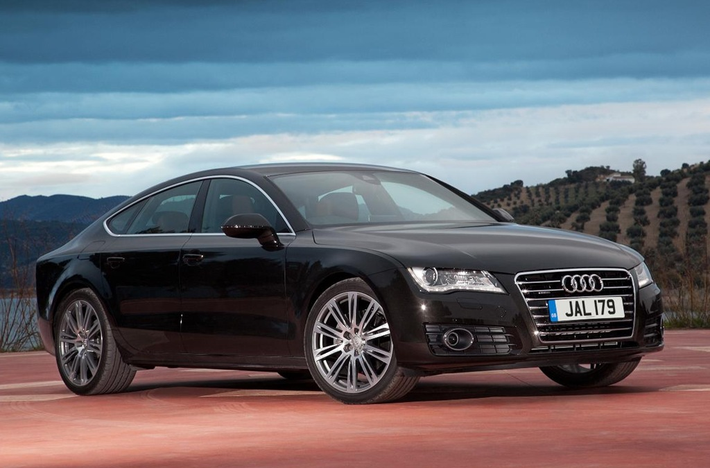 Audi Brings Quattro To More A Sportbacks - Audi a7 mpg