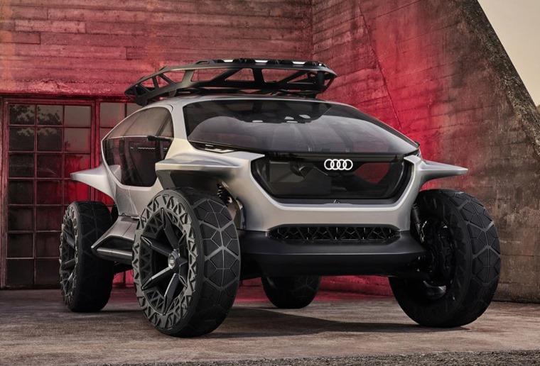 Audi AI Trail