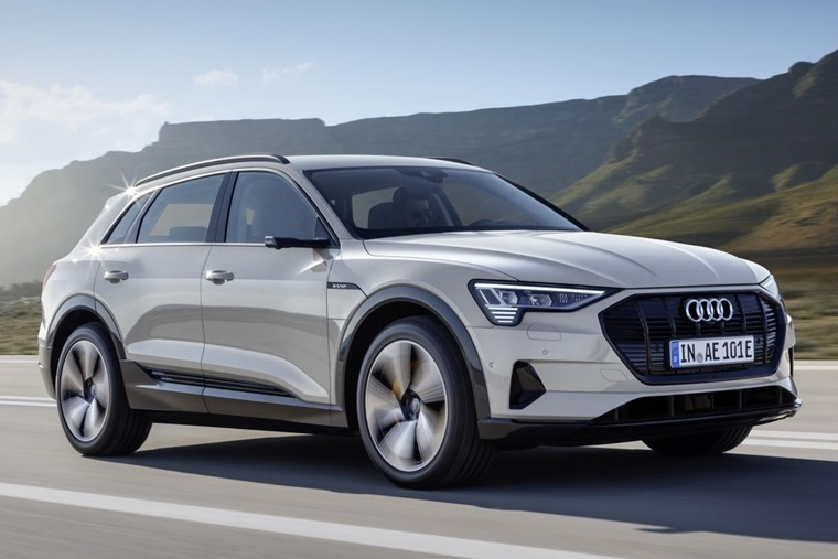 The All Electric Audi E Tron Is Now Available To Lease Leasingcom