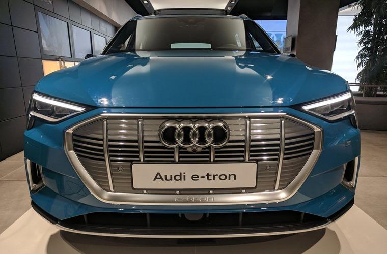 Audi e-tron EVEC