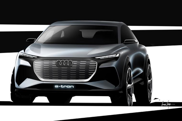 Audi e-tron Q4 concept