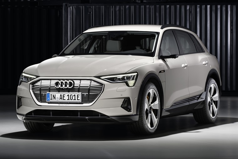 Audi e-tron - An electrifying Audi debut