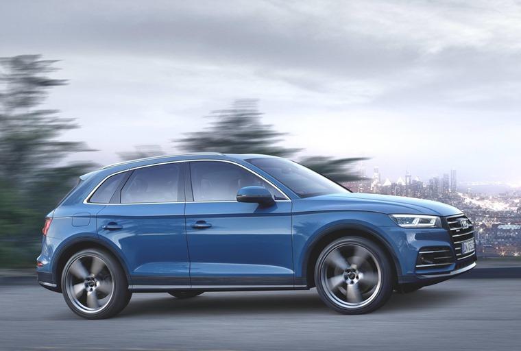 Audi Q5 PHEV OTR