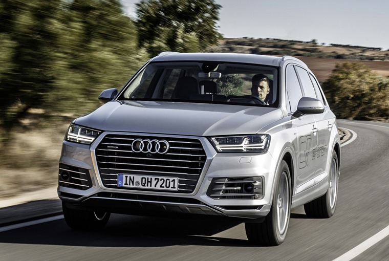 Audis 65k Plug In Q7 Available Late Summer Leasingcom