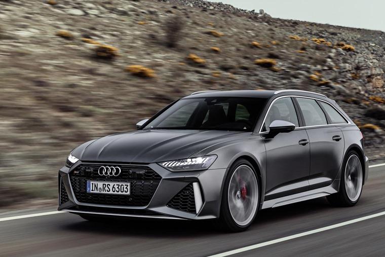 Audi RS6 Avant 2019 lead
