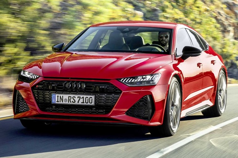 Audi RS7 Sportback 2020 front