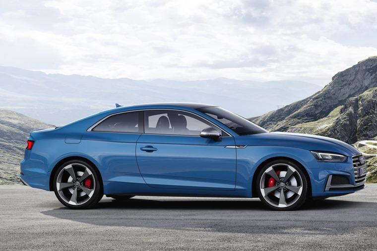 Audi S5 diesel TDI 2019