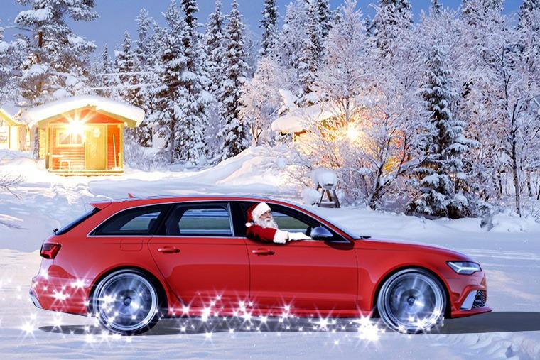 Audi Santa 1