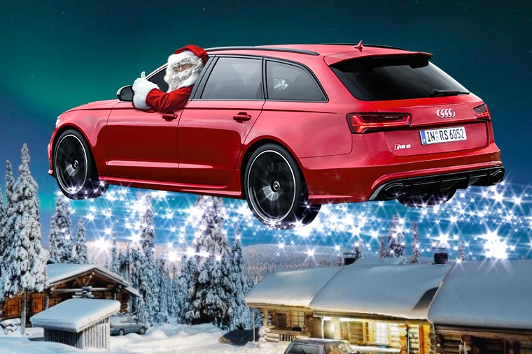 Audi Santa 3