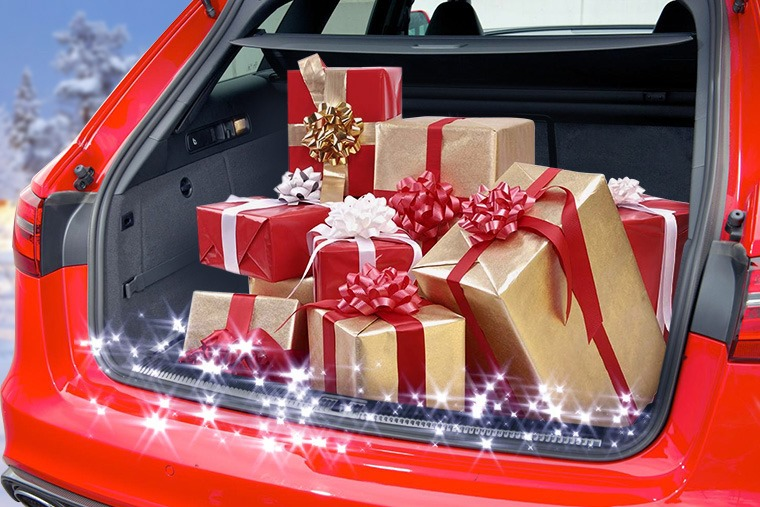 Audi Santa 4