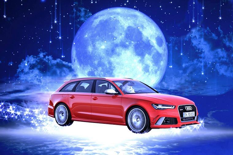Audi Santa 5