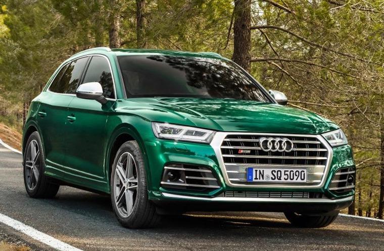 Audi SQ5 dynamic