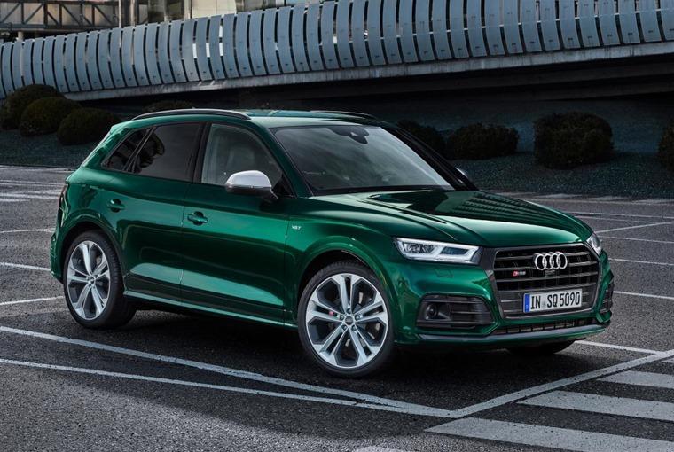 Audi SQ5 top