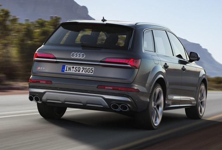 Audi SQ7 2020 REAR