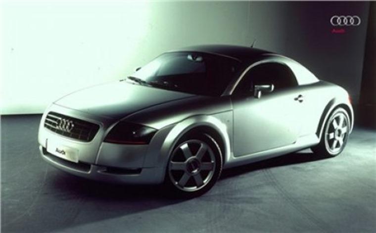 Audi TT reveal