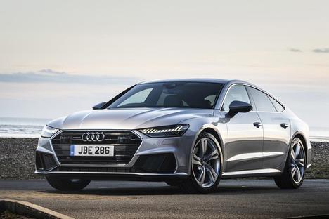 Audi A7 Business Car Leasing Leasingcom