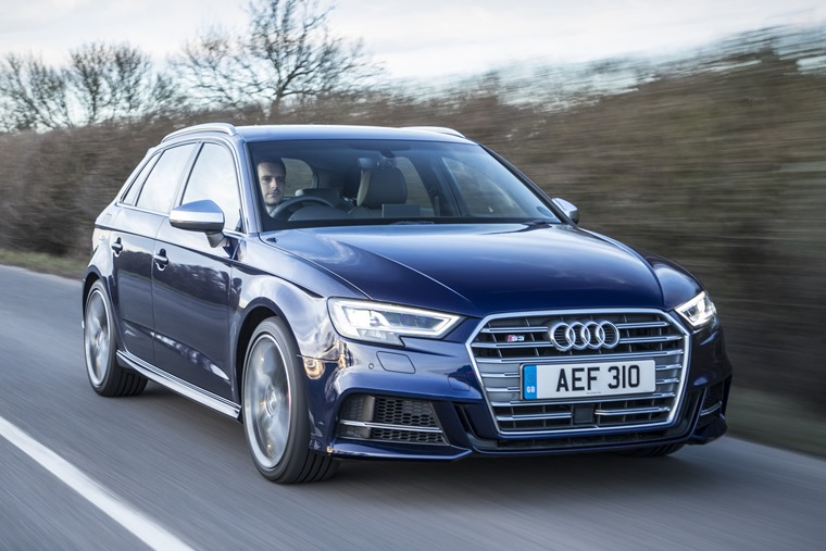 Audi A3 Sportback e-tron front