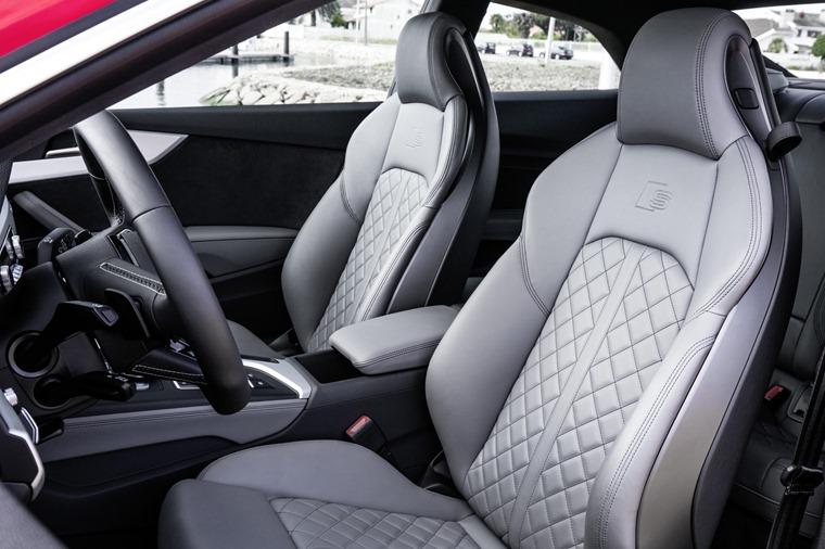 Audi A5 full leather interior