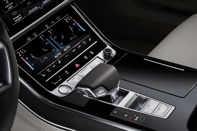 The new Audi A8 is seriously high-tech, but could you name all the symbols?