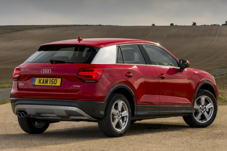 Available to order now, the first Audi Q2 deliveries begin later this month.
