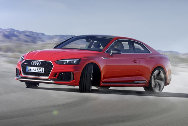 Q8 concept and RS 5 Coupe will take pride of place on Audi's stand