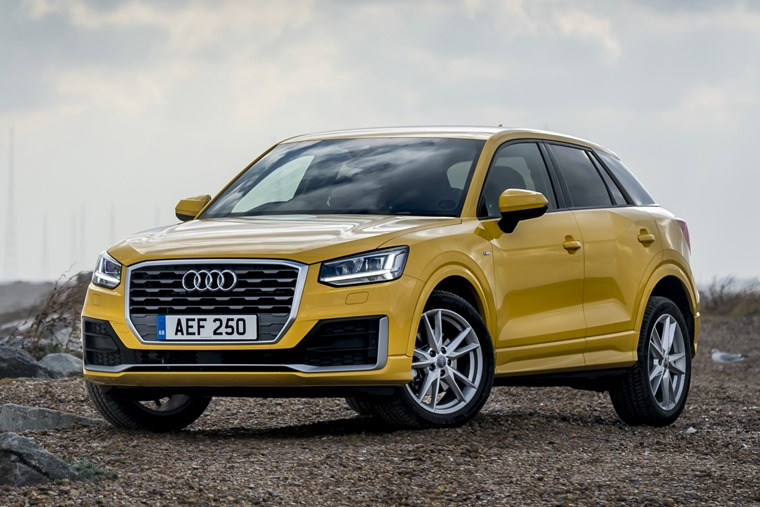 See all Audi Q2 deals for under £250