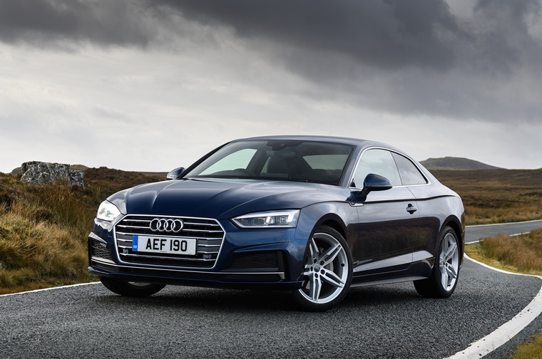 See all Audi A5 deals for under £300