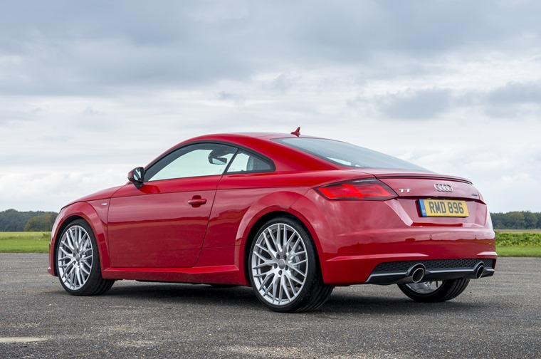 See all Audi TT deals for under £300