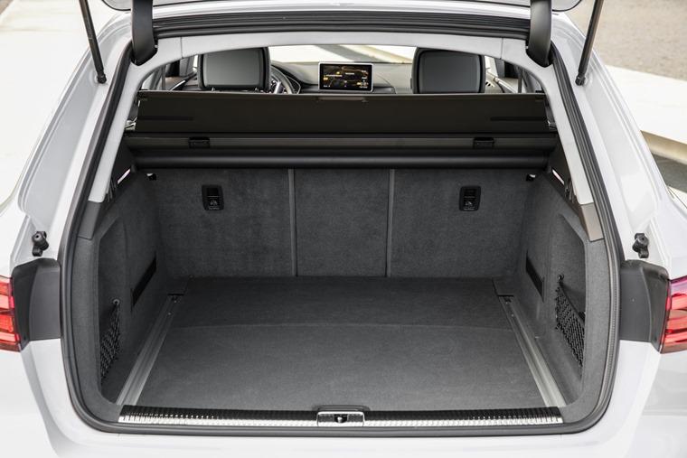 Audi A4 Avant Boot Space