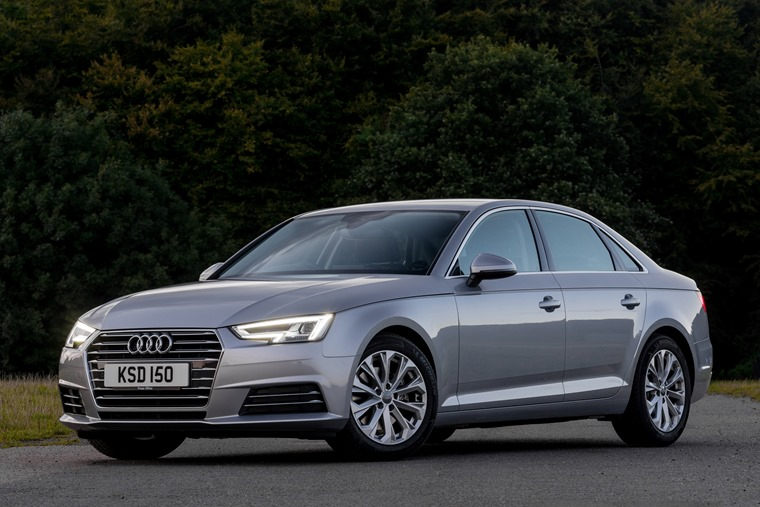 See all Audi A4 deals for under £250