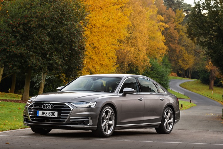 First drive review: Audi A8