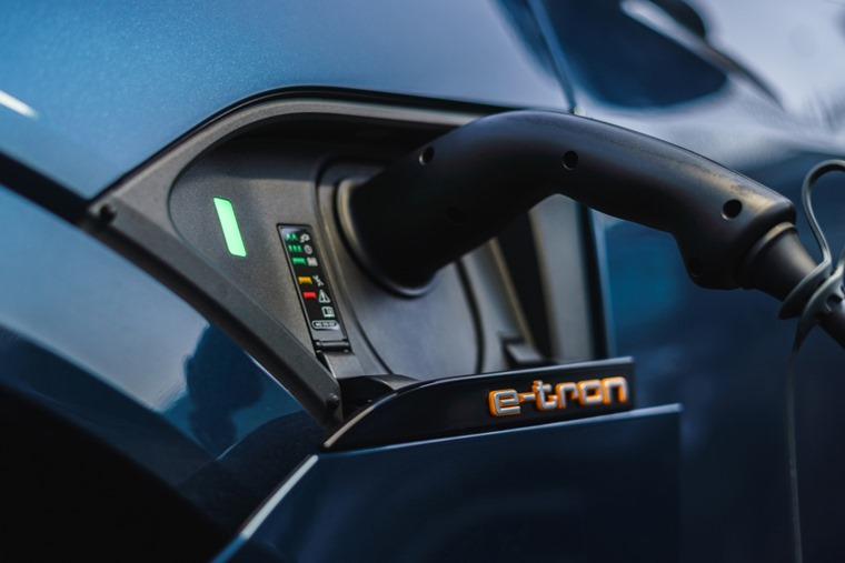 Audi e-tron - trim levels