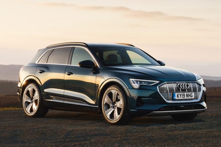 Audi e-tron - styling