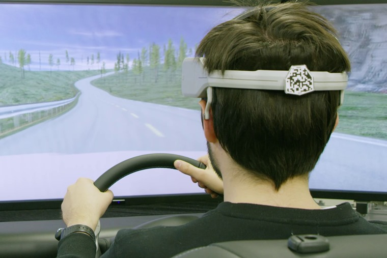 Nissan's brain-to-vehicle technology could be used in future autonomous vehicles.