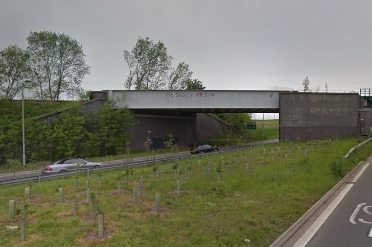 Barford Bridge Google Maps